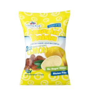 amazin' raisin lemon