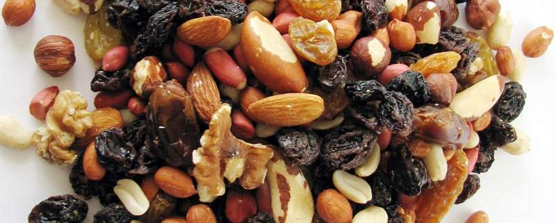amazin' raisin trail mix