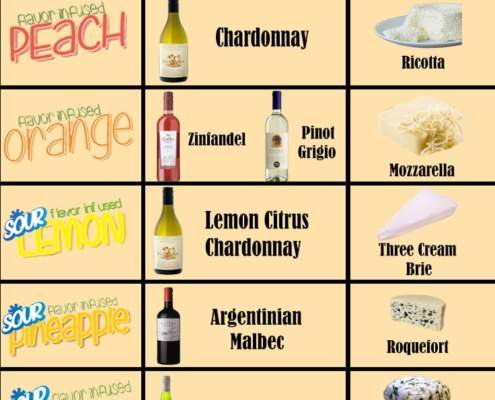 amazin' raisins wine and cheese pairings